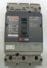 Merlin Gerin Compact 3 Pole 90 Amp 600 Volt Circuit Breaker Cat # NFNF36090
