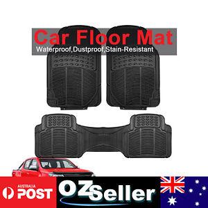 Weatherproof Rubber Car Floor Mat Cover For Volvo XC 40 60 70 90 V 60 70 Tesla