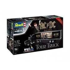 """Revell 07453 Tour Truck AC / DC """"ROCK OR BUST"""" Bausatz 1:32 NEU"""