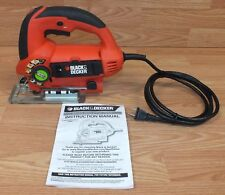 Genuine Black & Decker (JS660) 19mm Corded Jig Saw Bare Tool & Manual **READ**