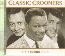 Various Easy Listening(2CD Album)Crooner Classics -New