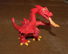 Playmobil moyen âge dragon rouge 3327