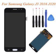 For Samsung Galaxy J3 2016 J320 LCD Display Screen Touch Digitizer Black