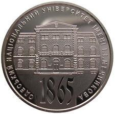"Ucrania 2 hryvni - ""National Universidad. Odessa"" - 2015 (UNC)"