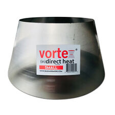 """Bbq Vortex â""""¢ for 18.5 22.5 Wsm Smokey Mountain Stainless Bge other smokers Small"""