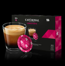 "Kaffee Royal ""Office Pads Lungo Forte"" (50er Pack) Nespresso® Pro-System"