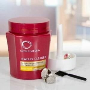Connoisseurs Sanitising Precious Jewellery Cleaner for Diamonds Silver & Gold