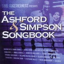 ASHFORD & SIMPSON SONGBOOK NEW & SEALED SOUL CD (EXPANSION) 60s 70s 80s MODERN