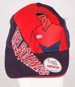 Melbourne Demons Youth Club Cap
