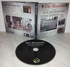 CD THE MUGSHOTS - LOVE, LUST AND REVENGE
