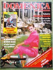 La Domenica del Corriere 23 Agosto 1986 De Gasperi Morti Aldilà Casiraghi Biagi