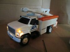 JEA GMC top kick Bucket Truck Bank DG Productions Jacksonville electric