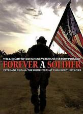 Forever a Soldier: Unforgettable Stories of Wartime Service, New, Tom Wiener Boo