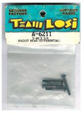 VINTAGE TEAM LOSI JRX2 JRX2 PRO SE 5-40x3/4 SOCKET HEAD Screws OLD Stock A-6211