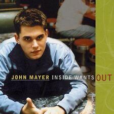 John Mayer : Inside Wants Out Ep Rock 1 Disc Cd