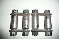 37-40 Lincoln rear spring shackle kit NOS studs/bushings bars nuts 38 39 Zephyr