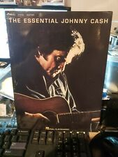 The Essential Johnny Cash Sheet Music Piano Vocal Guitar Songbook