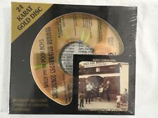 """Creedence Clearwater Revival """"Willy Poor Boys"""" BRAND NEW DCC 24KT GOLD DISC!"""