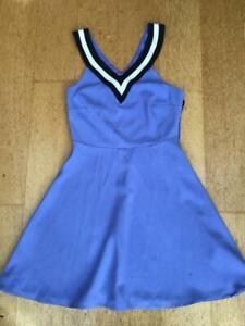 BNWOT  ATMOSPHERE  Summer V Neck Skater Style Dress  Size 6