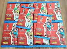 Panini ADRENALYN XL FIFA WORLD CUP Russia 2018 10 Booster neu und ovp