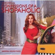 SHOPAHOLIC CD SOUNDTRACK  LADY GAGA KAT DELUNA MACY GRAY UVM POP 14 TRACKS NEU