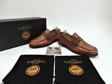 Church's Cheaney Mens Shoes Loafers Deck UK 9.5 F US 10.5 EU 43.5 One Brief Wear