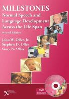 Milestones: Normal Speech and Language Development Across ... by Oller, Stacy N.