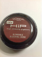 L'Oreal HiP Blendable Blushing Creme Blush ( Thrilled #892 ) New.
