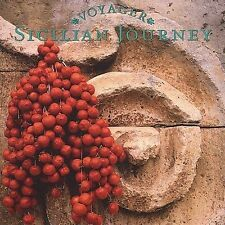 Sicilian Journey by Various Artists Voyager Series(CD, Aug-2001, Columbia