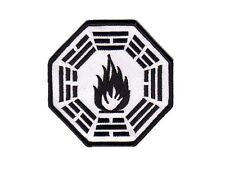 LOST ecusson logo Dharma Initiative Station Fuel Dharma station patch