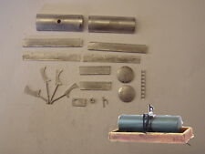 P&D Marsh N Gauge N Scale B205 Diesel fuel storage tank kit requires painting