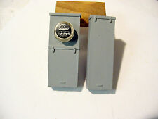 1/18 - Outside Electrical Meter Jct Box - for your shop/garage/diorama