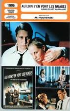 AU LOIN S'EN VONT LES NUAGES - Aki Kaurismaki (Fiche Cinéma) 1996