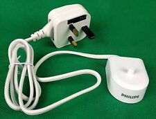 Philips HX8111 Sonicare AirFloss caricabatterie originale con 3 pin UK Plug
