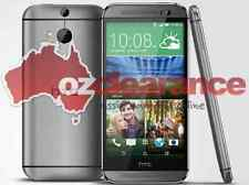 Pre-Owned | HTC One M8 | 16GB | Gun Metal | Unlocked | Damaged LCD