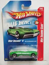 Hot Wheels 2008 Web Trading Cars Whip Greamer Ii Green