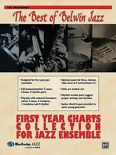 NEW First Year Charts Collection for Jazz Ensemble: 1st Trombone