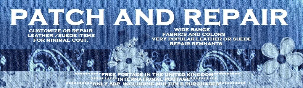 PATCH AND REPAIR