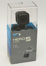 GoPro HERO5 Actioncam Session Camera, 10 MPx, 4k, Black (Aperto mai usato)