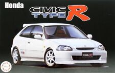 Fujimi ID-15 1/24 Scale Model Sports Car Kit Honda Civic Type R EK9 Early Ver.