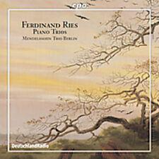 Mendelssohn Trio Berlin - Piano Trios [New CD]