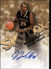 ET 	2011-12 Fleer Retro 1988-89 Autographs #JJ JaJuan Johnson