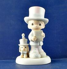 1986 PRECIOUS MOMENTS God Bless America Limited Edition