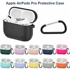 AirPods Pro Silicone Case Cover Protective Skin for Apple Airpod Pro Charging US