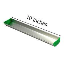 "10"" Silk Screen Printing Emulsion Scoop Coater Aluminum Coating Tool New"