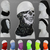 Bandana Multifunktionstuch Tuch Schal Halstuch  Maske Kopftuch Loopschal