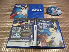 PS2 ASTRO BOY SEGA PAL ESPAÑA COMPLETO PLAYSTATION SONY KONAMI