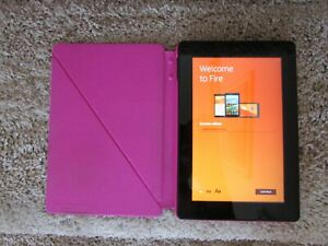Amazon Fire HD 7 (4th Generation) 8 GB, Wi-Fi, 7 in - Black.