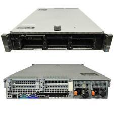"Dell R710 Server 2x X5650 2,66 GHZ CPU 48 GB RAM 4TB 3,5"" (2+2) RAID PERC + BATT"