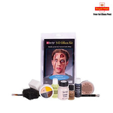 Ben Nye Deluxe 3-D Special Effects Make Up Kit (Genuine product)
